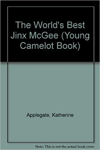 The World's Best Jinx McGee (Young Camelot Book) by Katherine Applegate (1992-06-01)