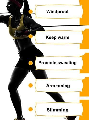 LODAY Womens Neoprene Sauna Body Shaper Suit Hot Sweat Tummy Slimmer Workout Jacket Top Full Zip Up 6