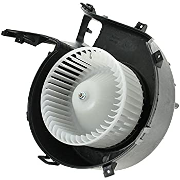 Interior Heater Blower Motor with Fan Cage 12799558 for Saab 9-3 9-3X