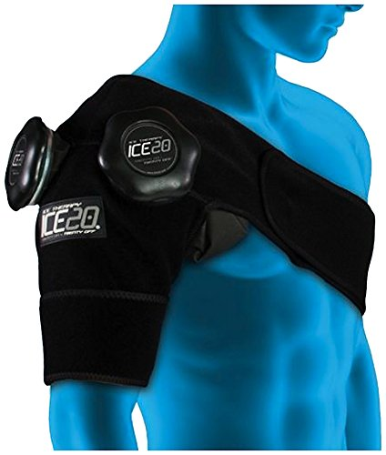 BOWNET ICE20 Double Shoulder Ice Compression ()