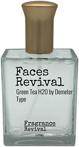 Faces Revival, Green Tea H2O by Demeter Type