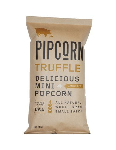 Pipcorn, Truffle, 4 Oz (Pack of 4)