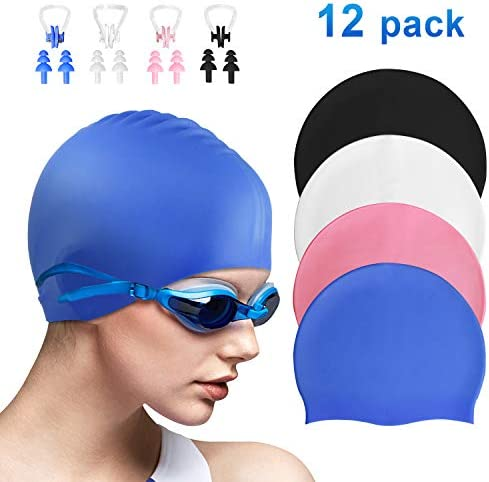DECYOOL Silicone Waterproof Swimming Earplugs product image