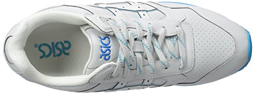 Men's Saga Soft Grey Retro Soft Grey Running ASICS Shoe GEL dOaqdw6v