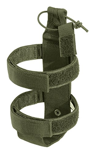 Rothco Lightweight MOLLE Bottle Carrier, Olive Drab