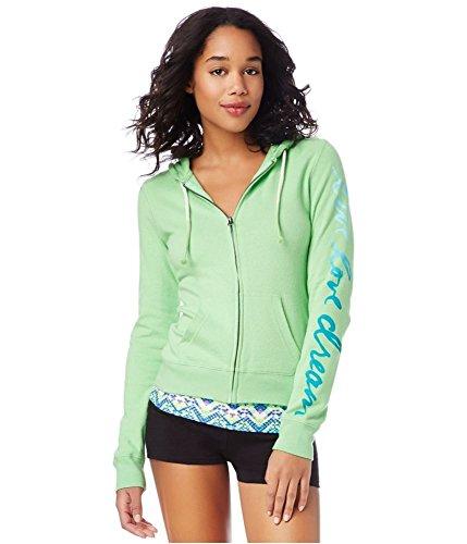 Aeropostale Womens Super Cozy Hoodie Sweatshirt 308 XL