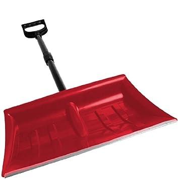couleur rouge Jago snf01/ /Pelle /à neige pliable en aluminium