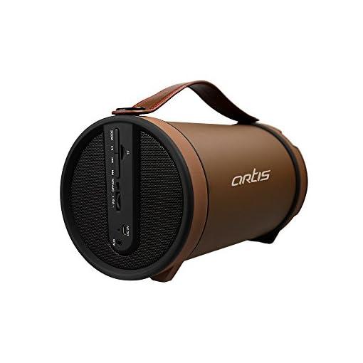Artis BT306 Wireless Portable Bluetooth Speaker With FM TF