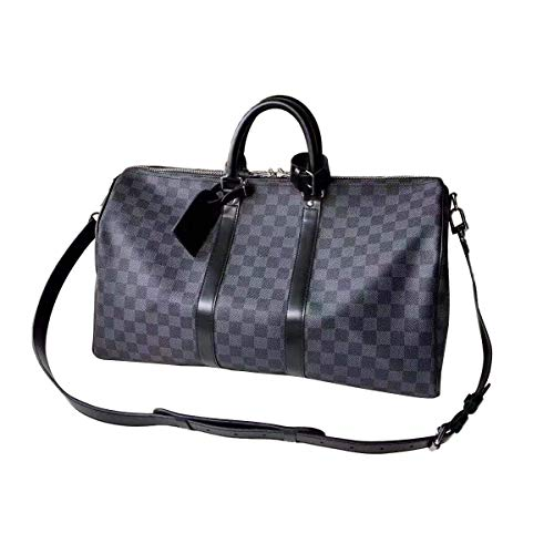 Keepall Bandouliere Monogram 55 Cm Canvas Crossbody Handle Bag