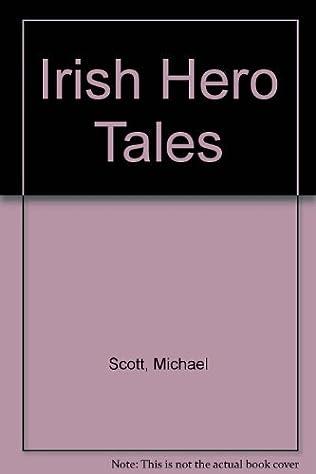 book cover of Irish Hero Tales