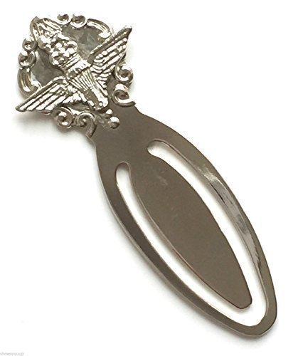 Para ailes Forces militaires armés Signet & Sac cadeau en Organza (M063) 59 mm-bouton Badge