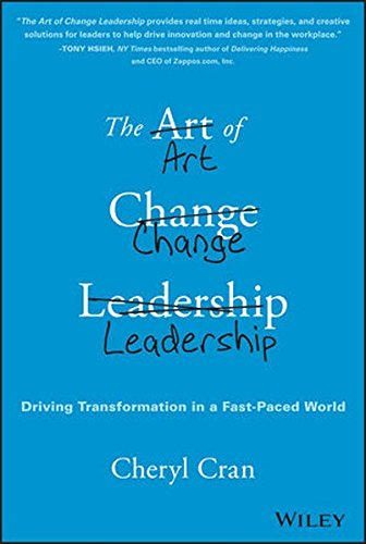 Art Change Leadership Transformation Fast Paced product image