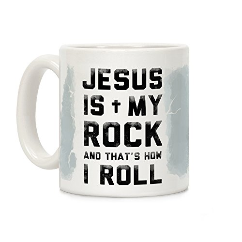 LookHUMAN Jesus is My Rock and That's How
