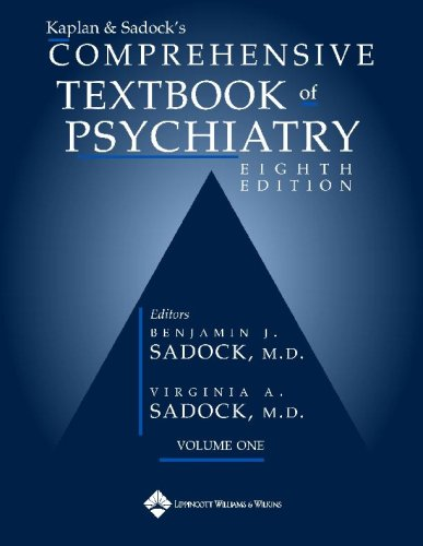 kaplan and sadocks comprehensive textbook of psychiatry pdf free download