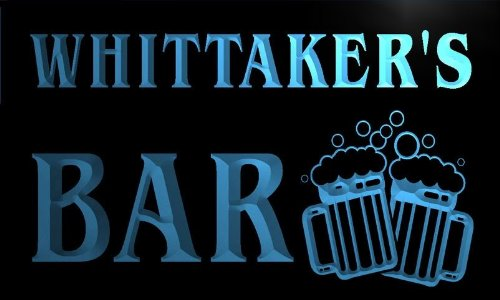 w002023-b-whittakers-name-home-bar-pub-beer-mugs-cheers-neon-light-sign