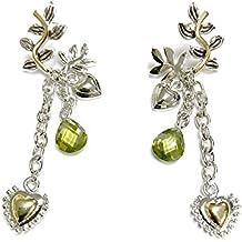 Oem Women's Algerian Love Knot Earrings Casino Royale Bond Girl 007