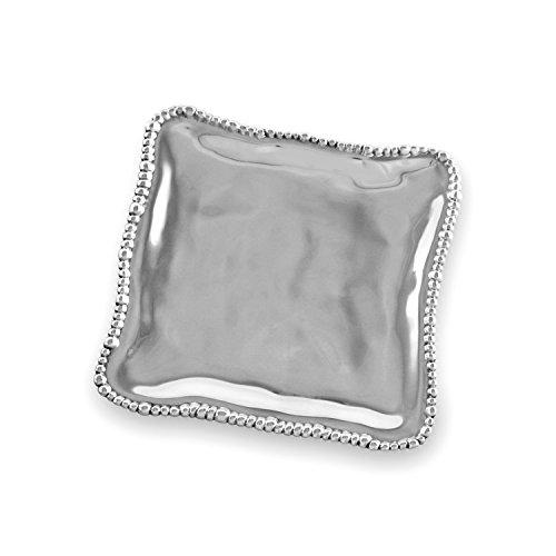 - Beatriz Ball_6204 serving platters, Metallic