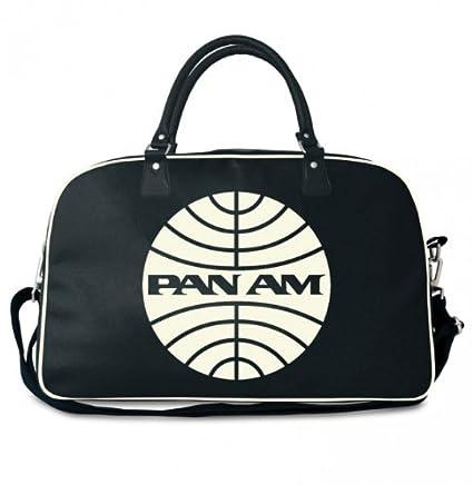 Logoshirt Retro Aerolinea PAN AM - Bolsa Mochila Bolsa de ...