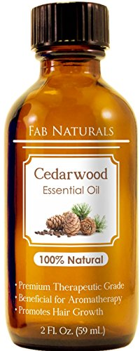 Cedarwood Essential Therapeutic Grade Growth