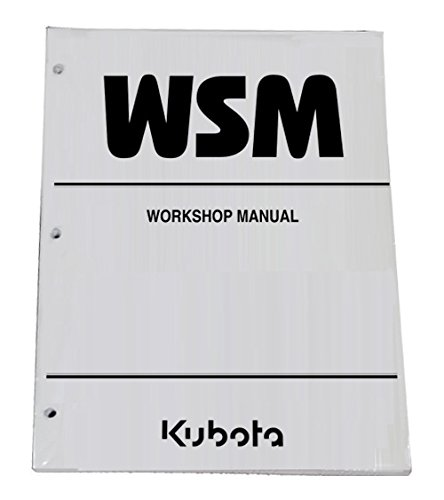 Kubota KX121-3, KX161-3 Excavator Workshop Repair Service Manual - Part Number # 97899-60550