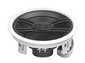 "Yamaha NS-IW280CWH 6.5"" 3-Way In-Ceiling Speaker System (White, Pair)"