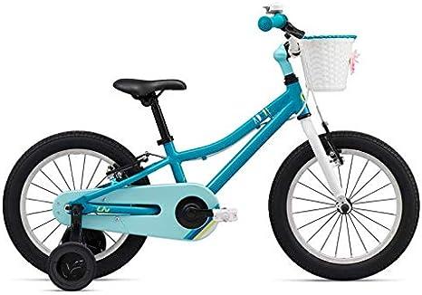 Giant - Bicicleta de niña de 16