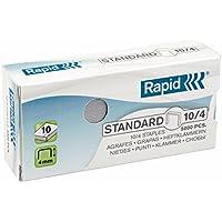 Rapid 24863000 Heftklammer (Nummer 10, Standard) 5000 Stück