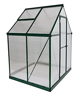 Palram Nature Series Hybrid Hobby Greenhouse by Palram