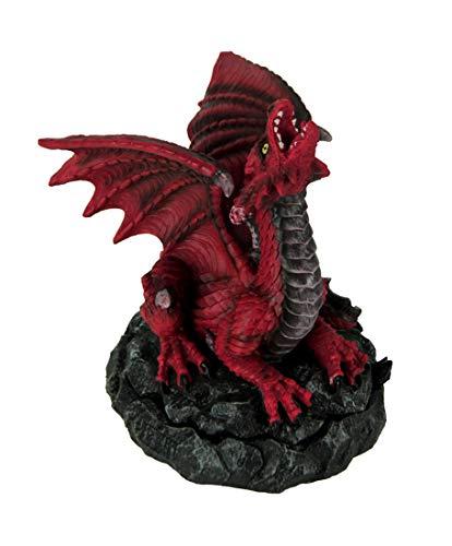Red Dragon Incense - World Of Wonders Red Dragon Incense Cone Burner Box