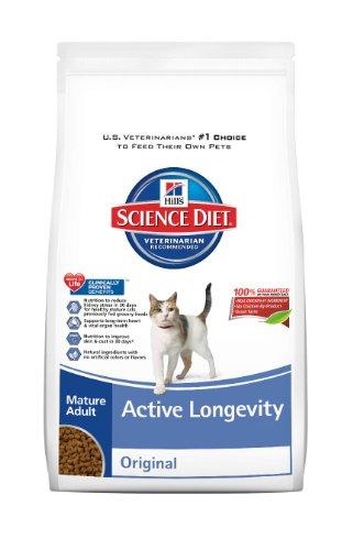Hill's Science Diet Mature Adult Active Longevity Original D