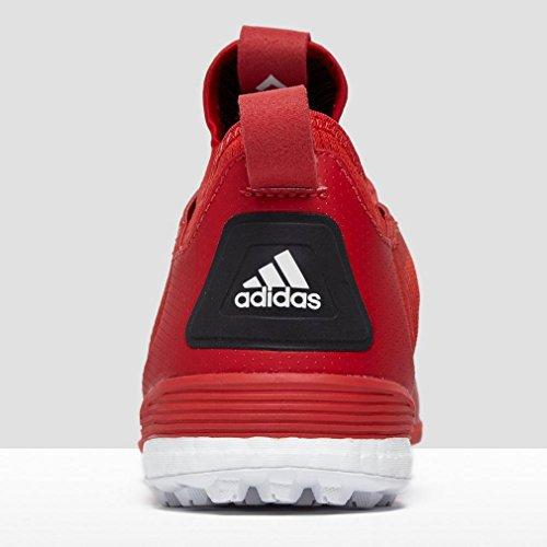 Adidas Ace Tango 17.1 Tf, Chaussures de Soccer Intérieur Homme, Rouge (Rojo/Escarl/Ftwbla), 42 EU
