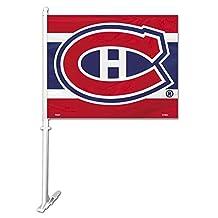 Montreal Canadiens - NHL Car Flag