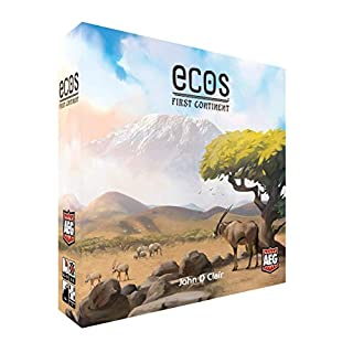 Alderac Entertainment Group (AEG) Ecos: The First Continent