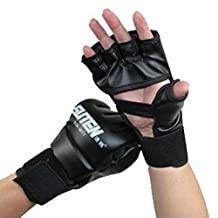 Changeshopping MMA Muay Thai Training Punching Bag Mitts Sparring Boxing Gloves Gym