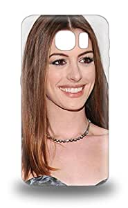 Galaxy S6 3D PC Case Cover Anne Hathaway American Female Les Miserables The Devil Wears Prada The Princess Diaries 3D PC Case Eco Friendly Packaging ( Custom Picture iPhone 6, iPhone 6 PLUS, iPhone 5, iPhone 5S, iPhone 5C, iPhone 4, iPhone 4S,Galaxy S6,Galaxy S5,Galaxy S4,Galaxy S3,Note 3,iPad Mini-Mini 2,iPad Air )