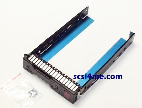 "SCSI4ME 3.5"" LFF SAS SATA Drive Carrier Tray Sled Caddy for HP Proliant ML350p DL360e DL320e DL380e SL270s SL230s Gen8 G8 Servers 651314-001 651320-001"