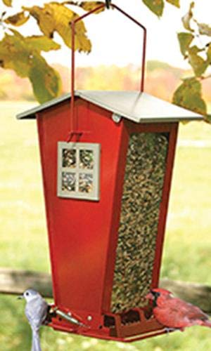 Audubon  Snack Shack Squirrel-Resistant Feeder Model   -