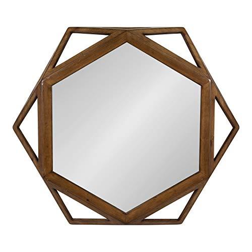 Kate and Laurel Cortland Wood Framed Mirror, 27