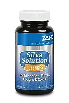 SilvaSolution 10ppm Lozenge Zand 30 Lozenge