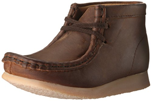 toddler wallabee boot first