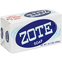 Zote, Soap Laundry White, 14.1-Ounce (25 Pack)