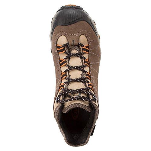 Oboz Bridger Low Bdry Zapatilla De Trekking - SS16 Marrón