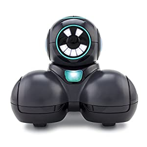Wonder Workshop – CUE Coding Robot For Kids 10+ – STEM Learning – Learn to Code – Text-Based Chatting – Three Auto Modes – Four Unique Avatars – Uses Microsoft MakeCode Language – Built-In Bluetooth