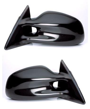 1997-2003 PONTIAC GRAND PRIX 2//4DR TWIN HALO PROJECTOR HEADLIGHT BLACK GT GTP SE