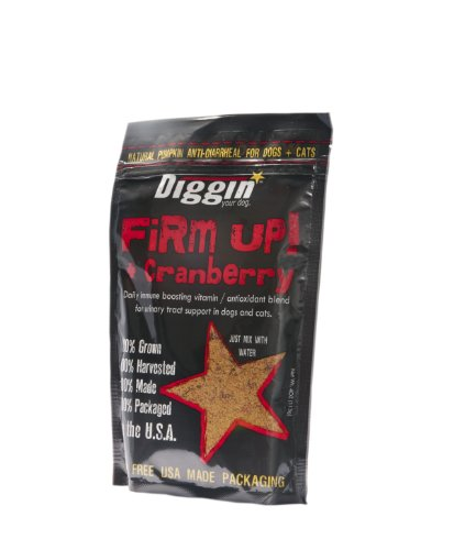 Firm Up Pumpkin PLUS Cranberry for Uninary Tract Support, My Pet Supplies