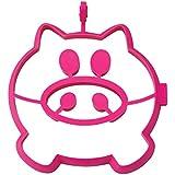 Tovolo Breakfast Shaper, Pig
