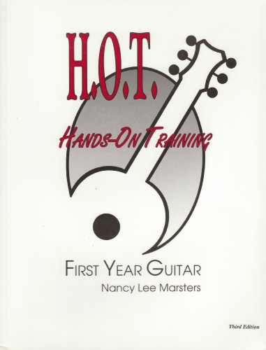 H. O. T Hands-on-Training First Year Guitar
