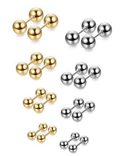 8 Pair Earring - 6