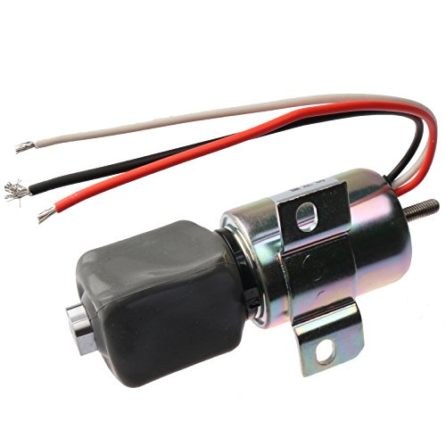 Holdwell Fuel Shutdown Solenoid Valve 1756ES-12E3ULB1S5 for Woodward -  SA-4735-12