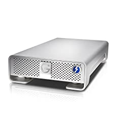 G-DRIVE with Thunderbolt – A high performance storage solution featuring ultra-fast Thunderbolt and USB 3.0 interfaces in an all aluminum enclosure. G-DRIVE is perfect for storage-intensive applications like audio/video editing or digital pho...